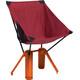 Therm-a-Rest Quadra Campingstol orange/rød